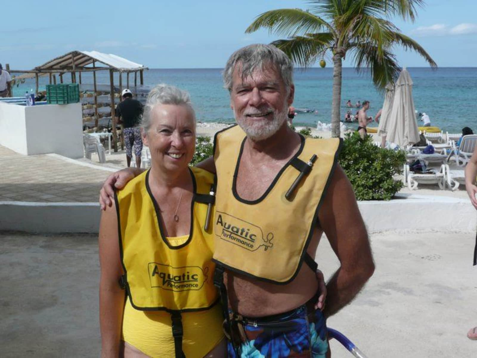 Adrienne & Gordon from Orillia, Ontario, Canada