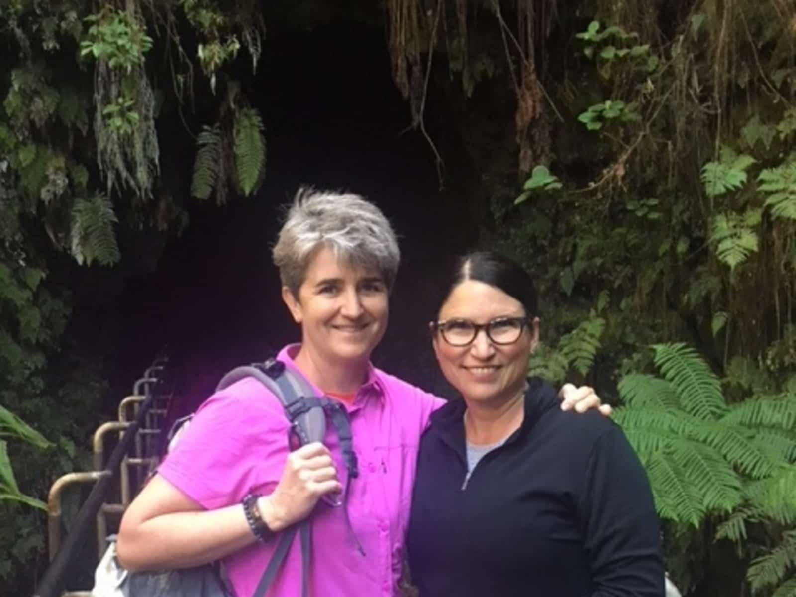Deanne & Greta from Edmonton, Alberta, Canada