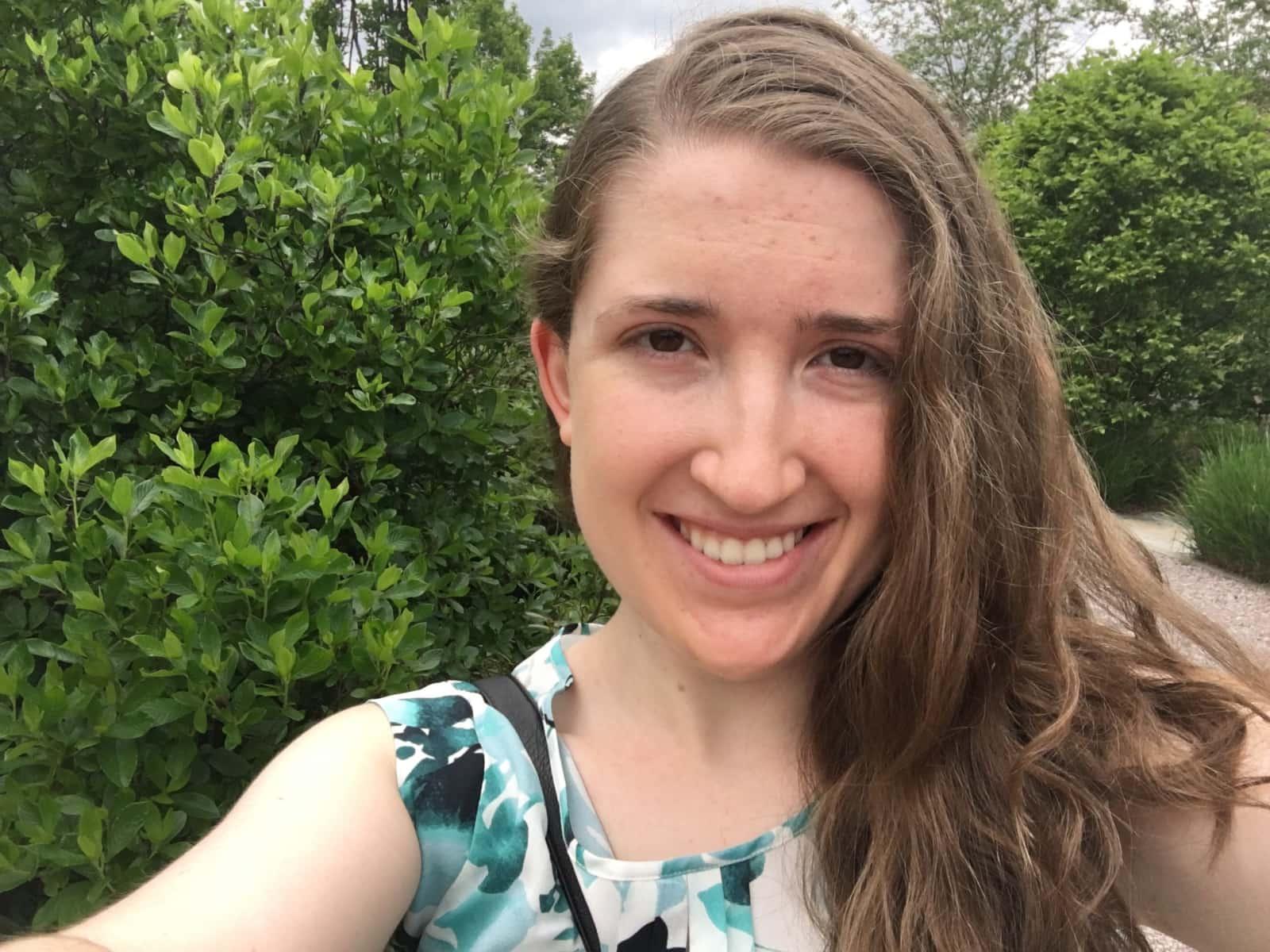 Emily from Washington, D.C., Washington, D.C., United States