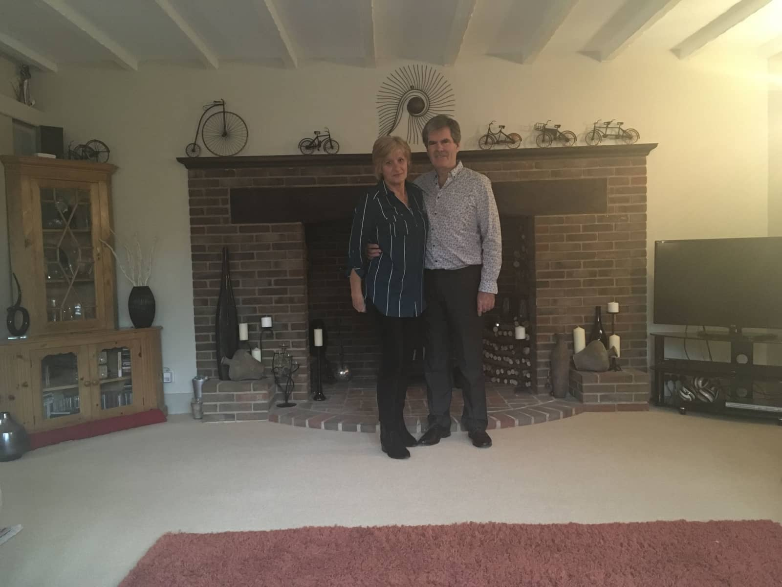 Barrie & Susan from Pulborough, United Kingdom