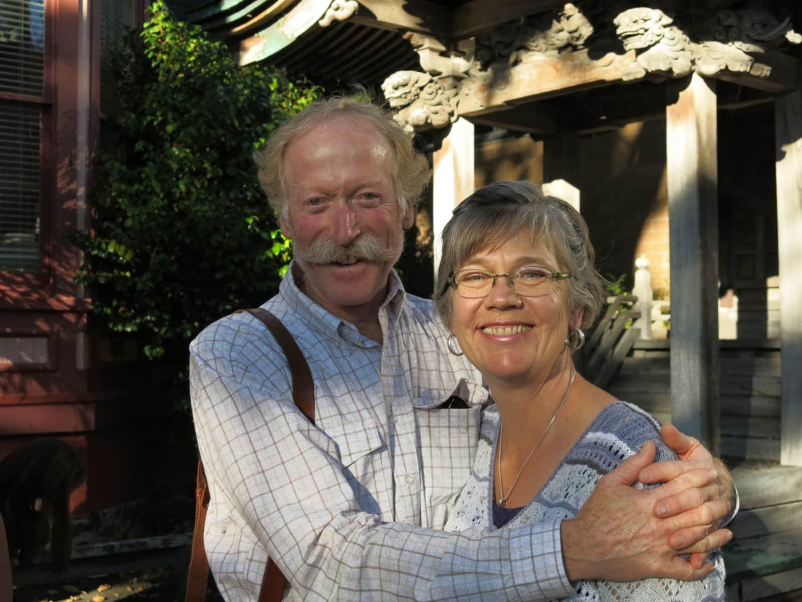 Edwin & Alice from Pincher Creek, Alberta, Canada