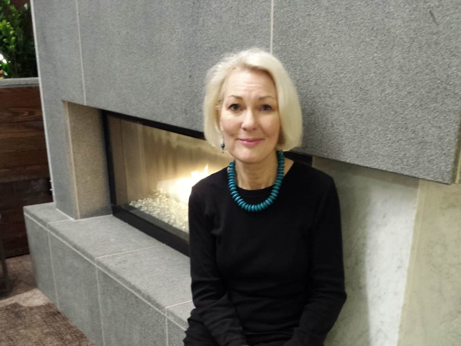 Ann from Takoma Park, Maryland, United States