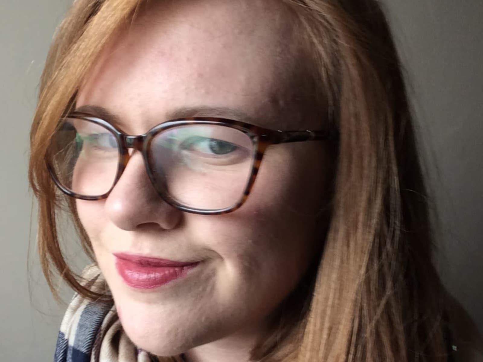 Rebecca from Gretna Green, United Kingdom