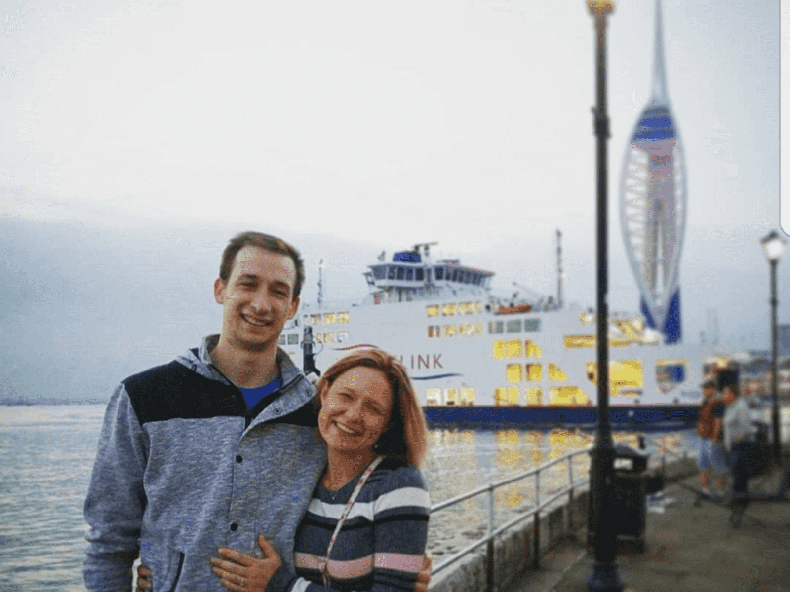 Sheree & Matthew from Portsmouth, United Kingdom