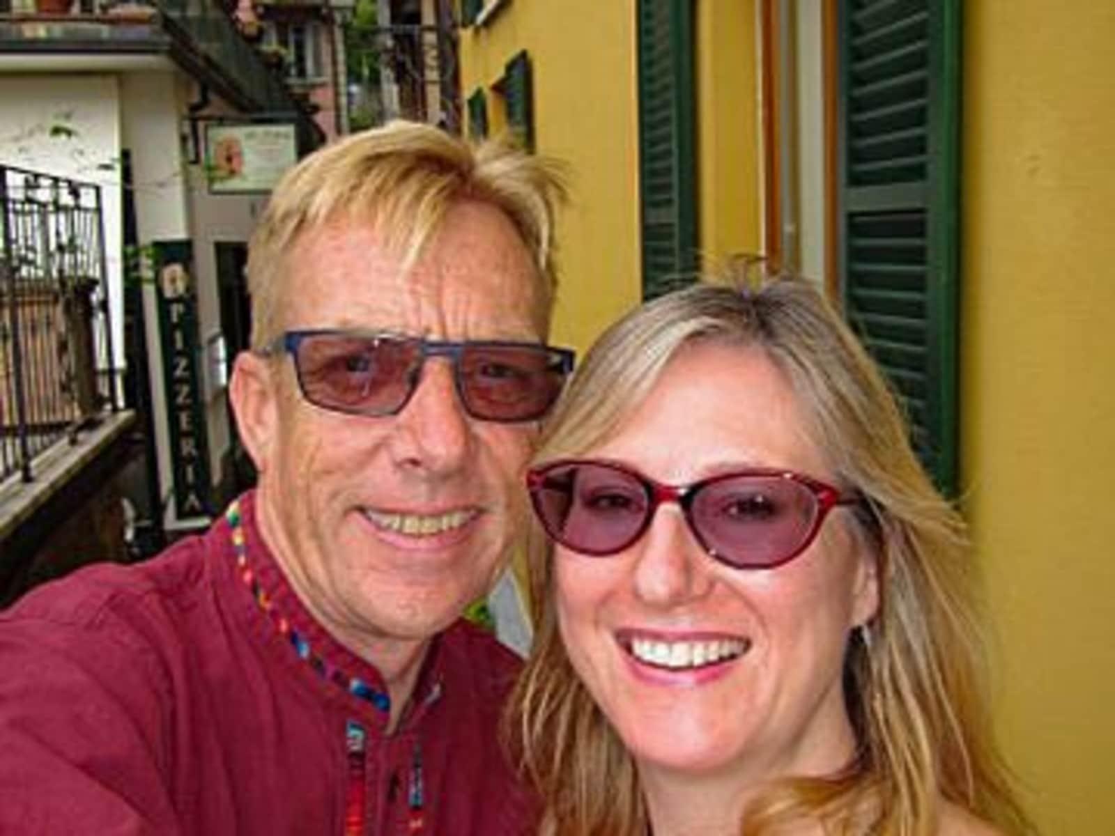Sheron & Thomas from Brampton, Ontario, Canada