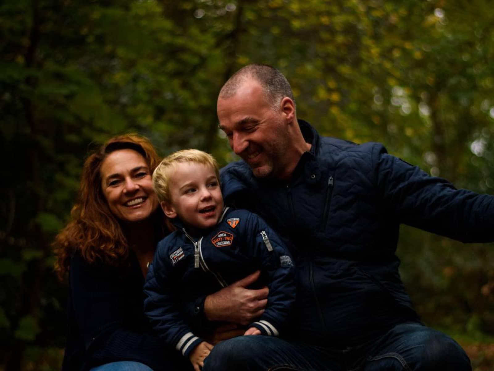 Amber & Jeroen from Nijmegen, Netherlands