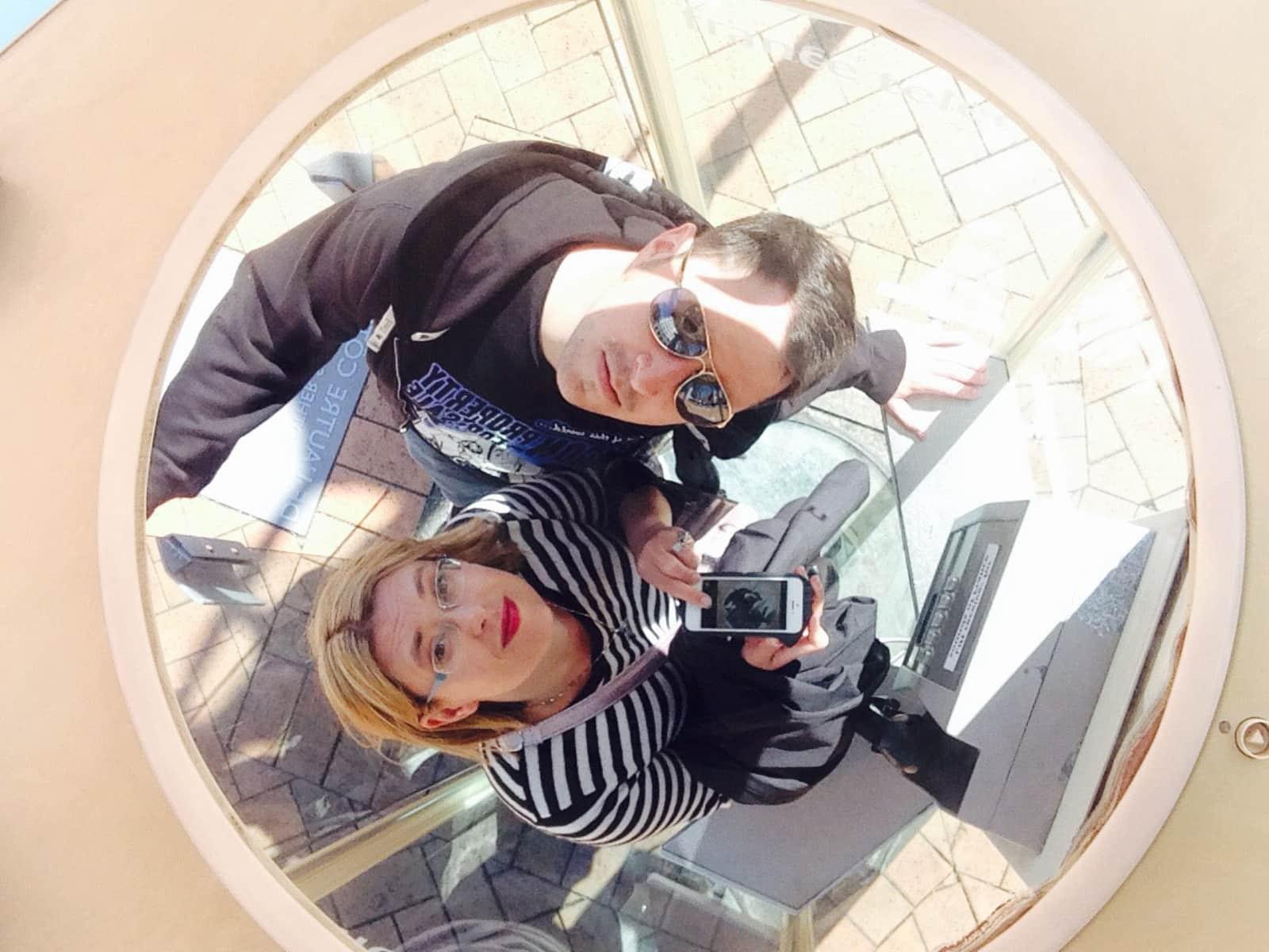 Rita & Jason from Toronto, Ontario, Canada