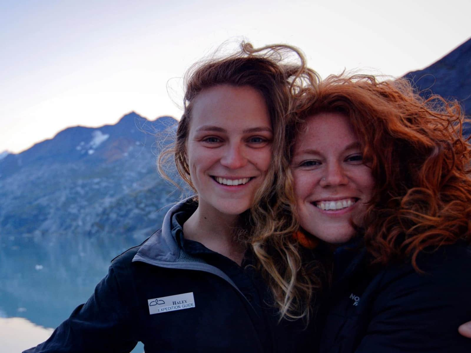Haley & Sarah from Juneau, Alaska, United States