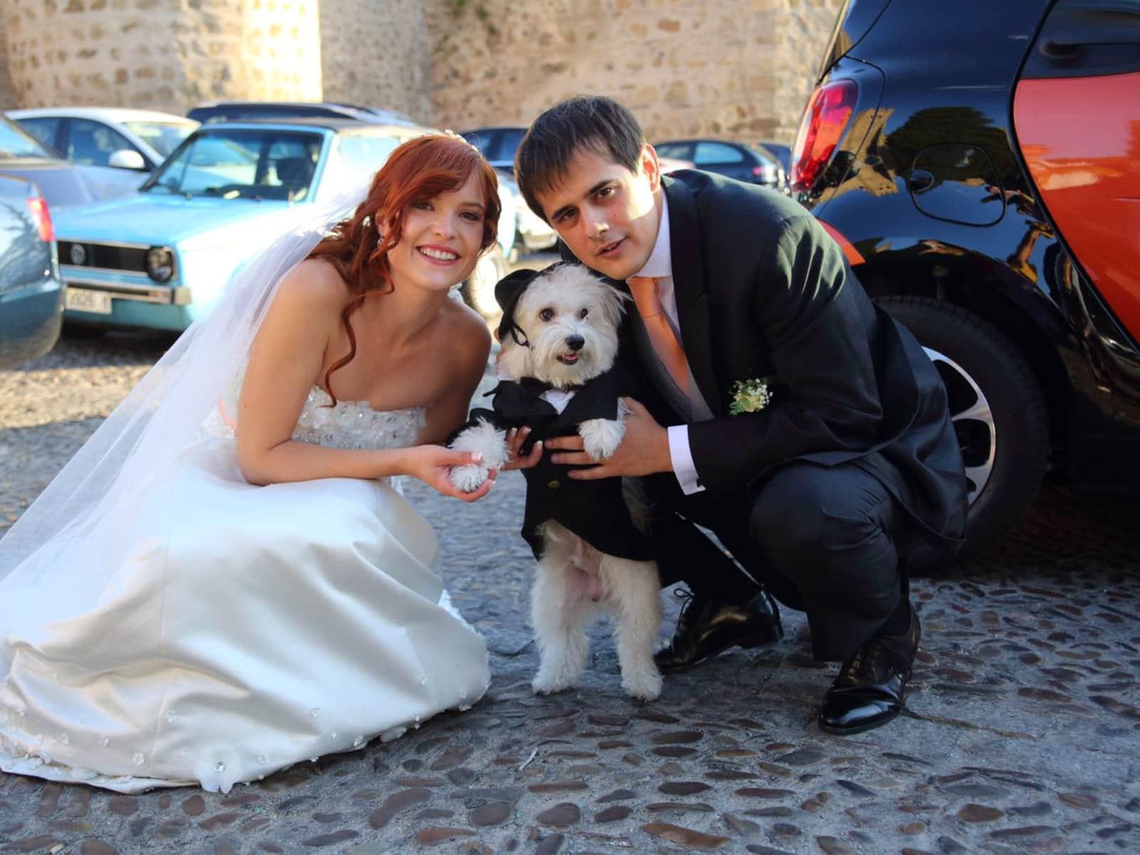 Alvaro & Yasmina from Madrid, Spain