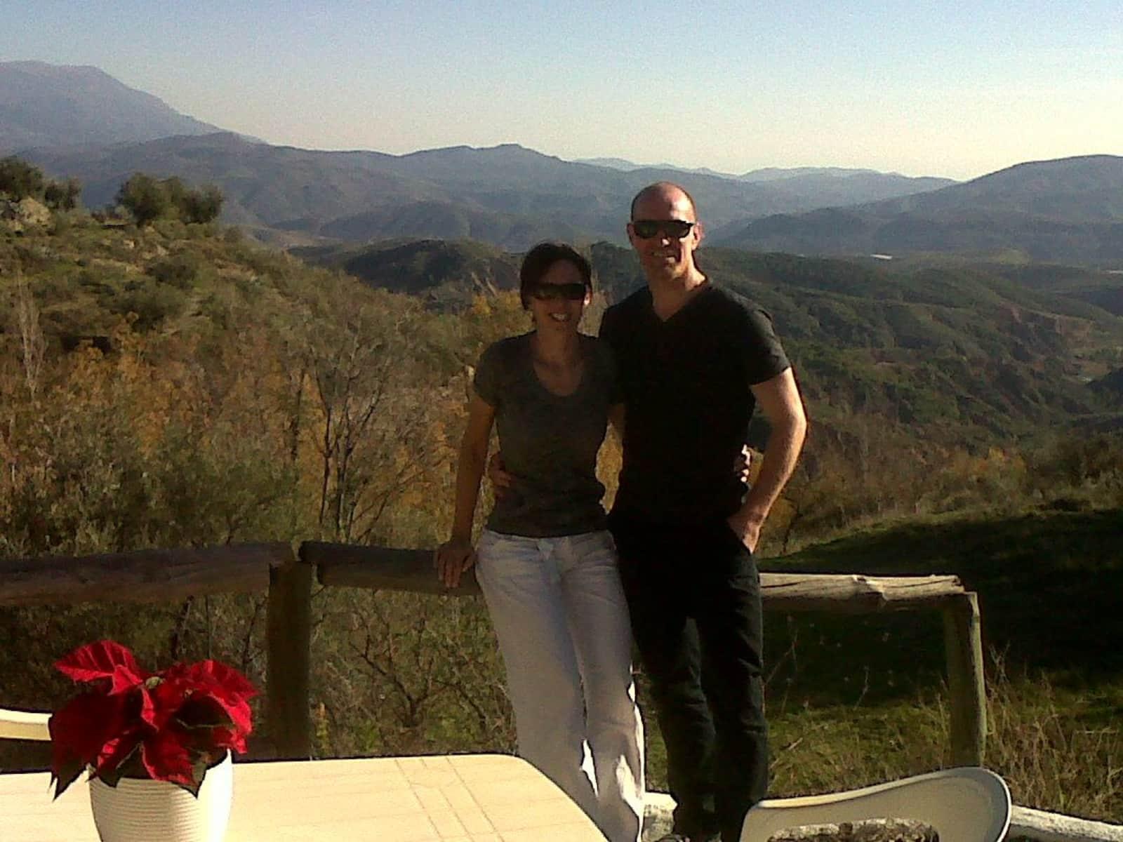 Wendy & Chris from Nottingham, United Kingdom