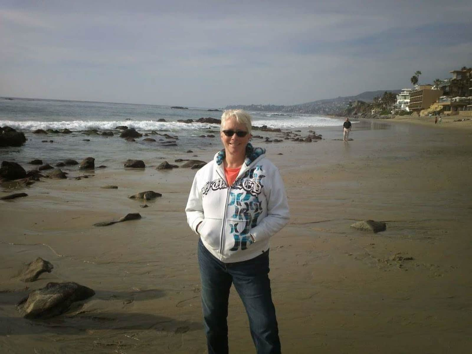 Mary from Seal Beach, California, United States