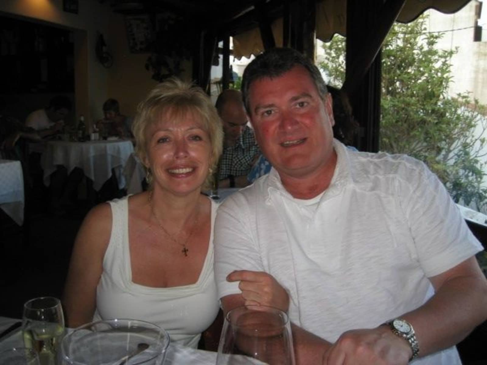 James & Loraine from Washington, United Kingdom