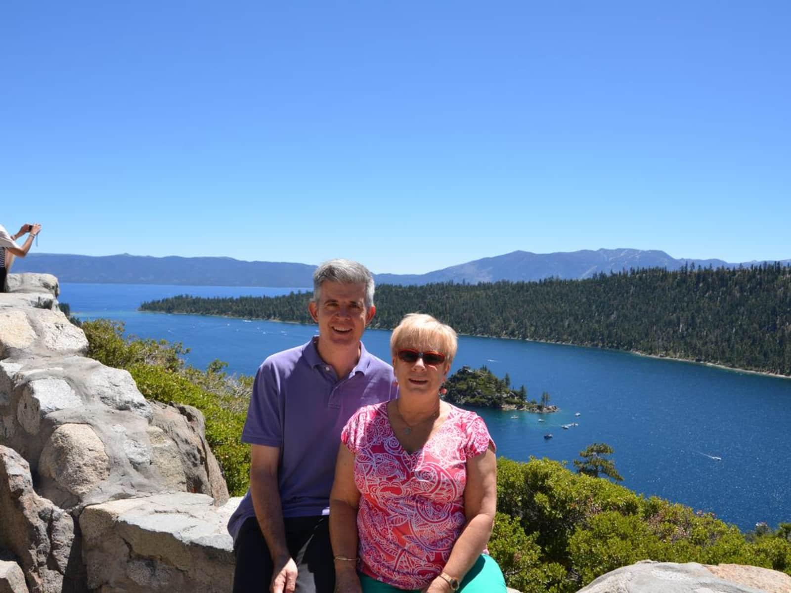 Debra & Craig from Kiama, New South Wales, Australia