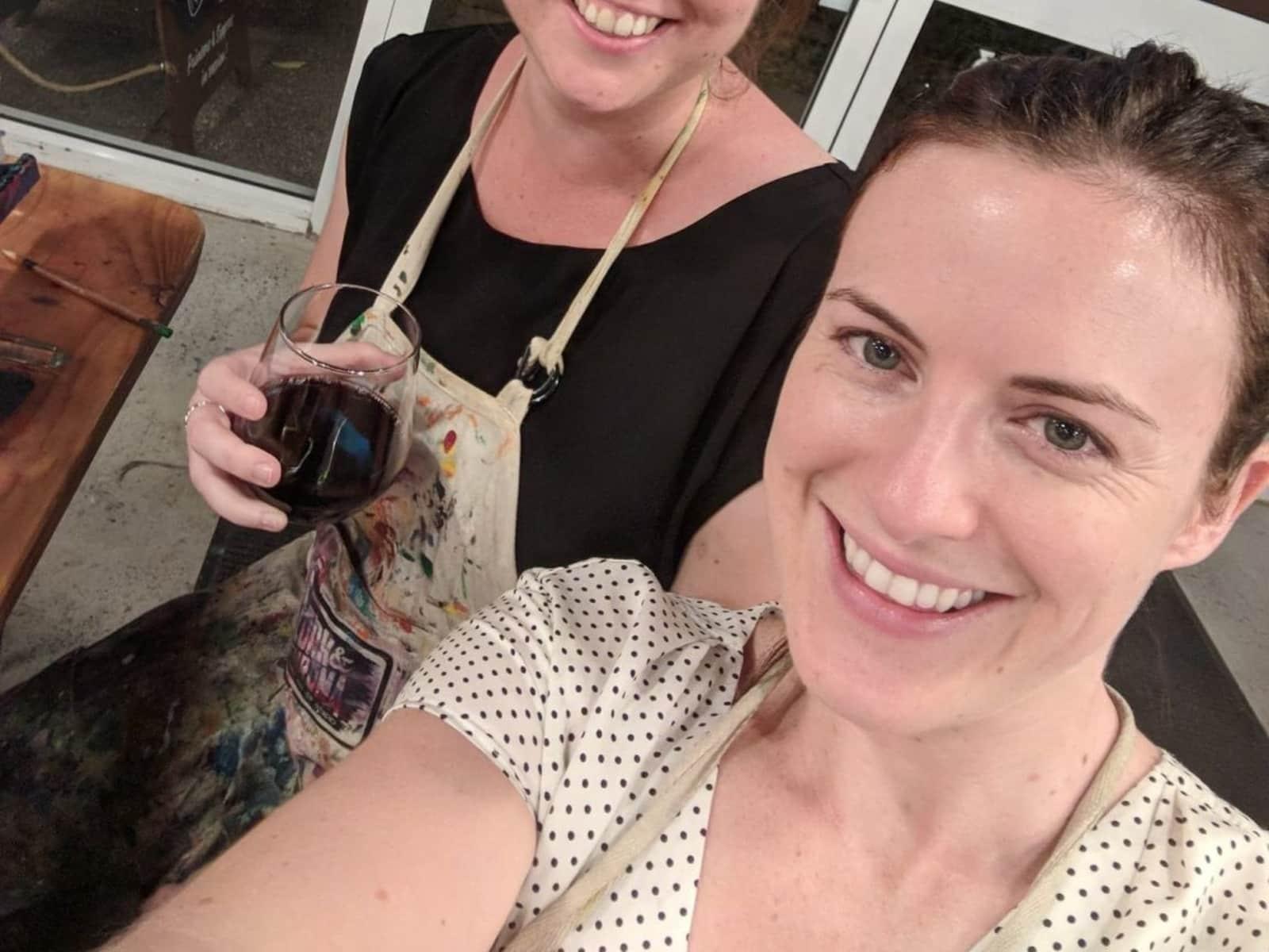 Hazel & Maggie from Brisbane, Queensland, Australia
