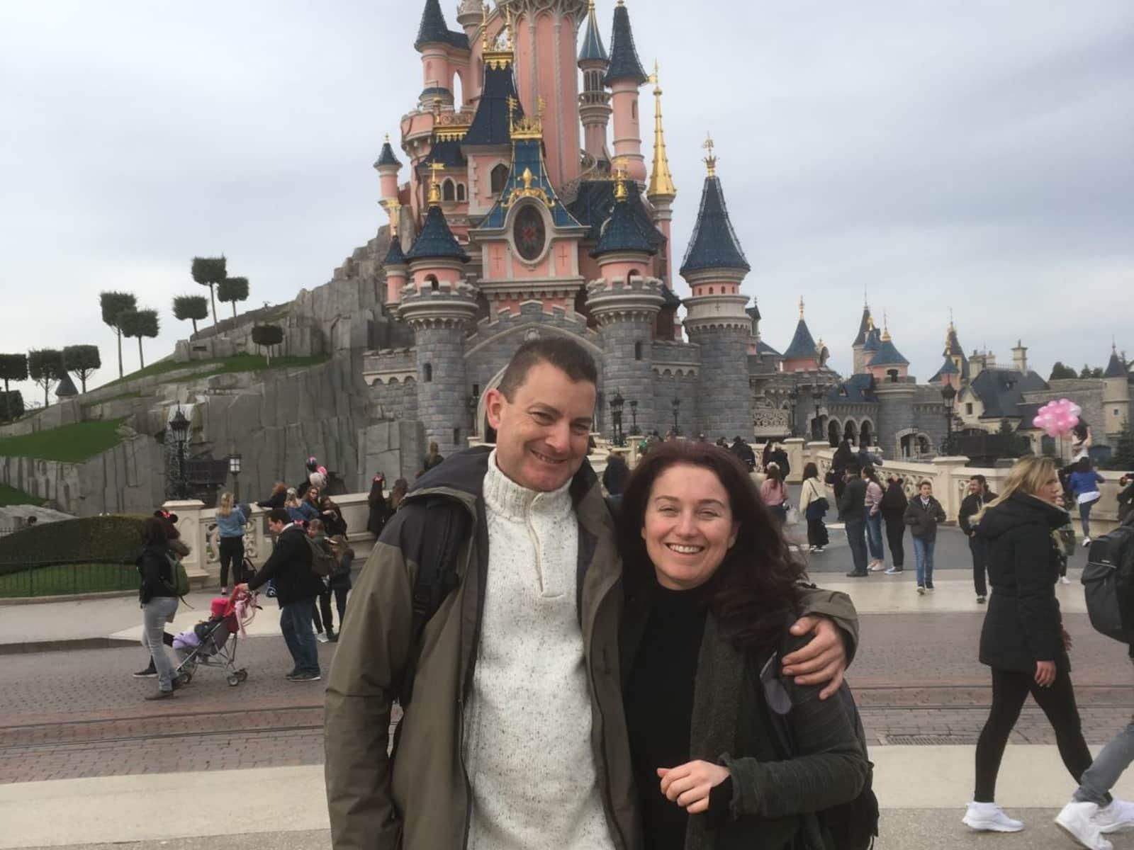 Kallika fiona & Richard from Southampton, United Kingdom
