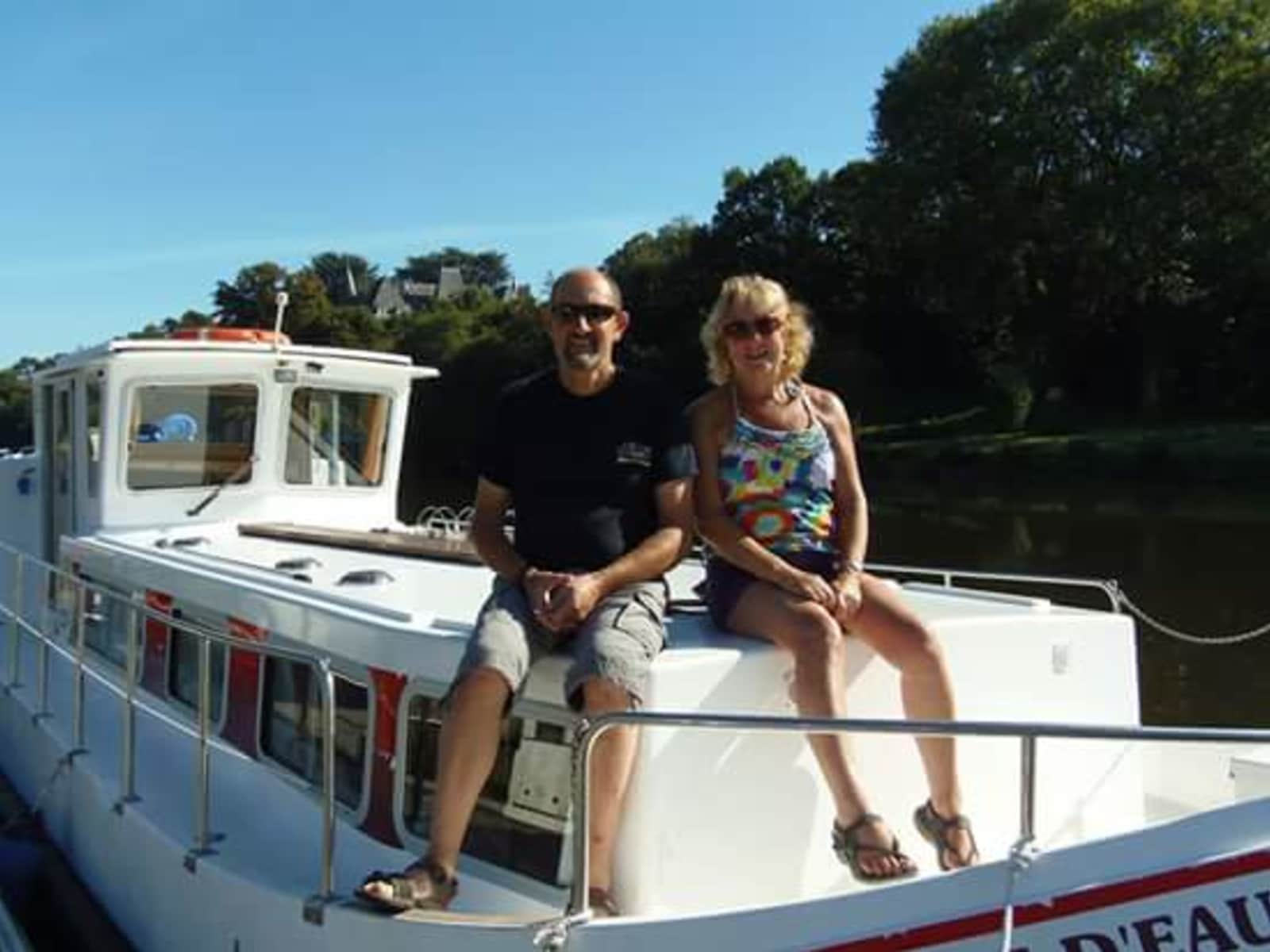 Shelley & Steve from Frome, United Kingdom