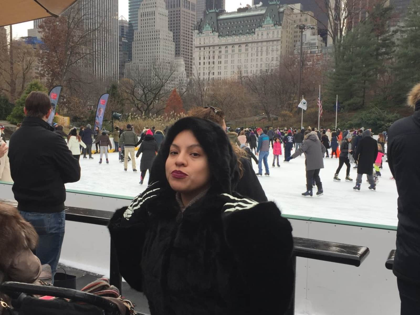 Nydia from Brooklyn, New York, United States