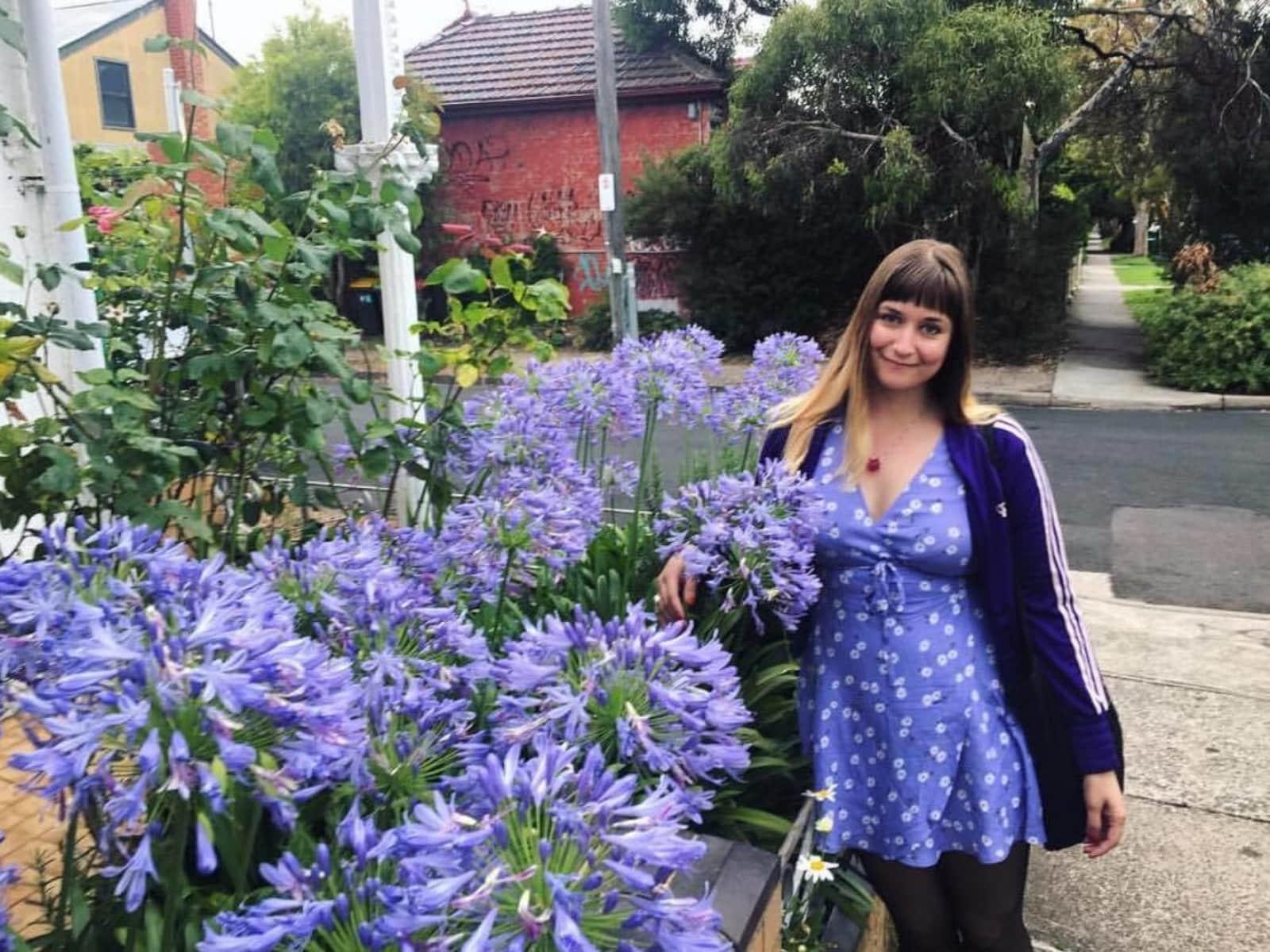 Sophia from London, United Kingdom