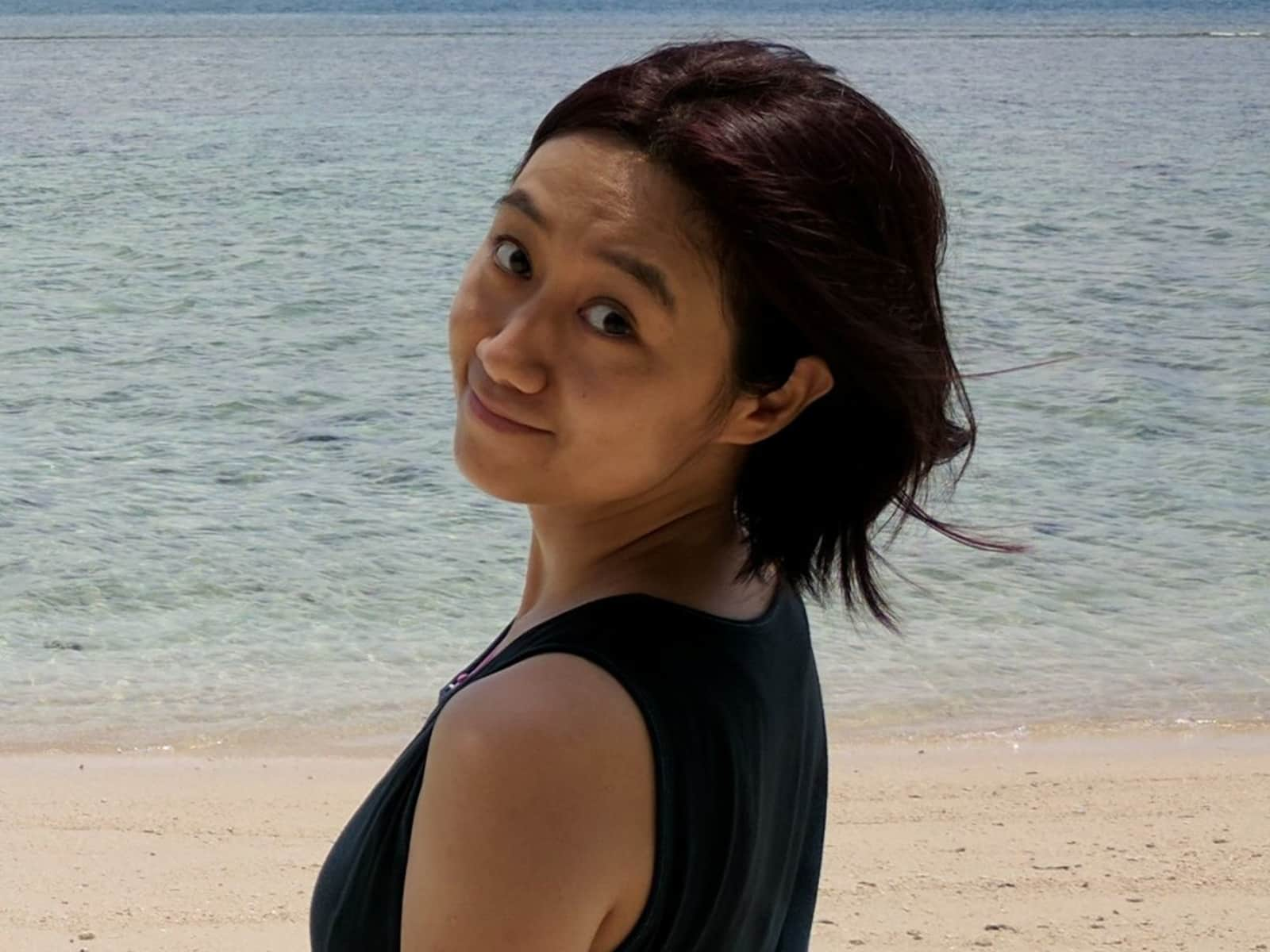 Maggie from Singapore, Singapore