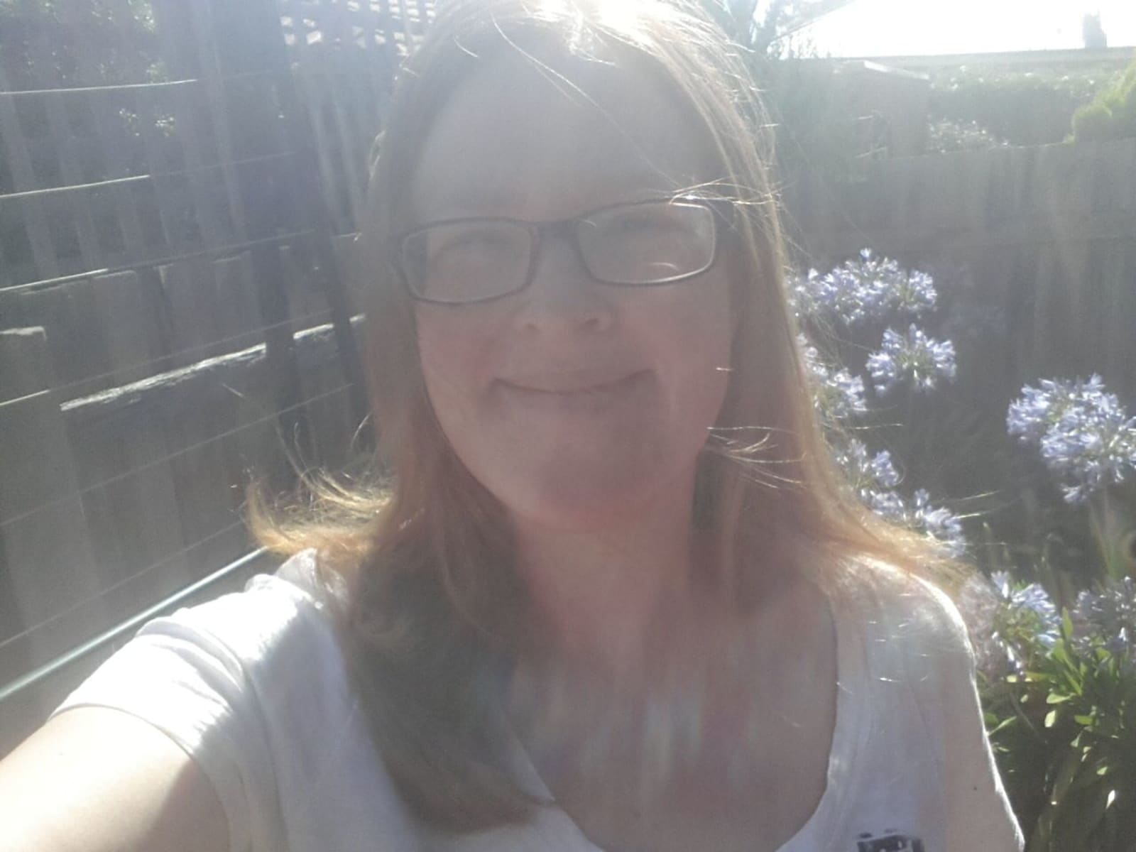 Angela from Melbourne, Victoria, Australia