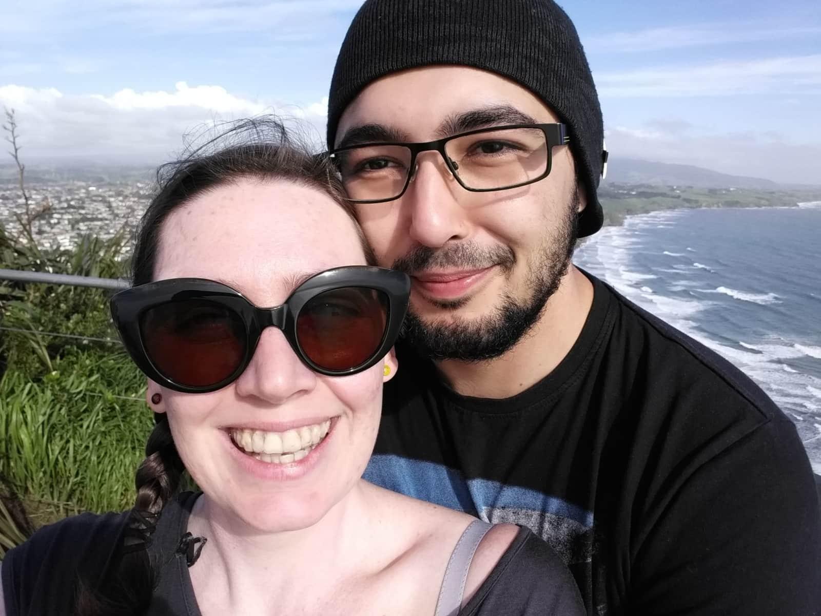 Jade & Sergei from Melbourne, Victoria, Australia