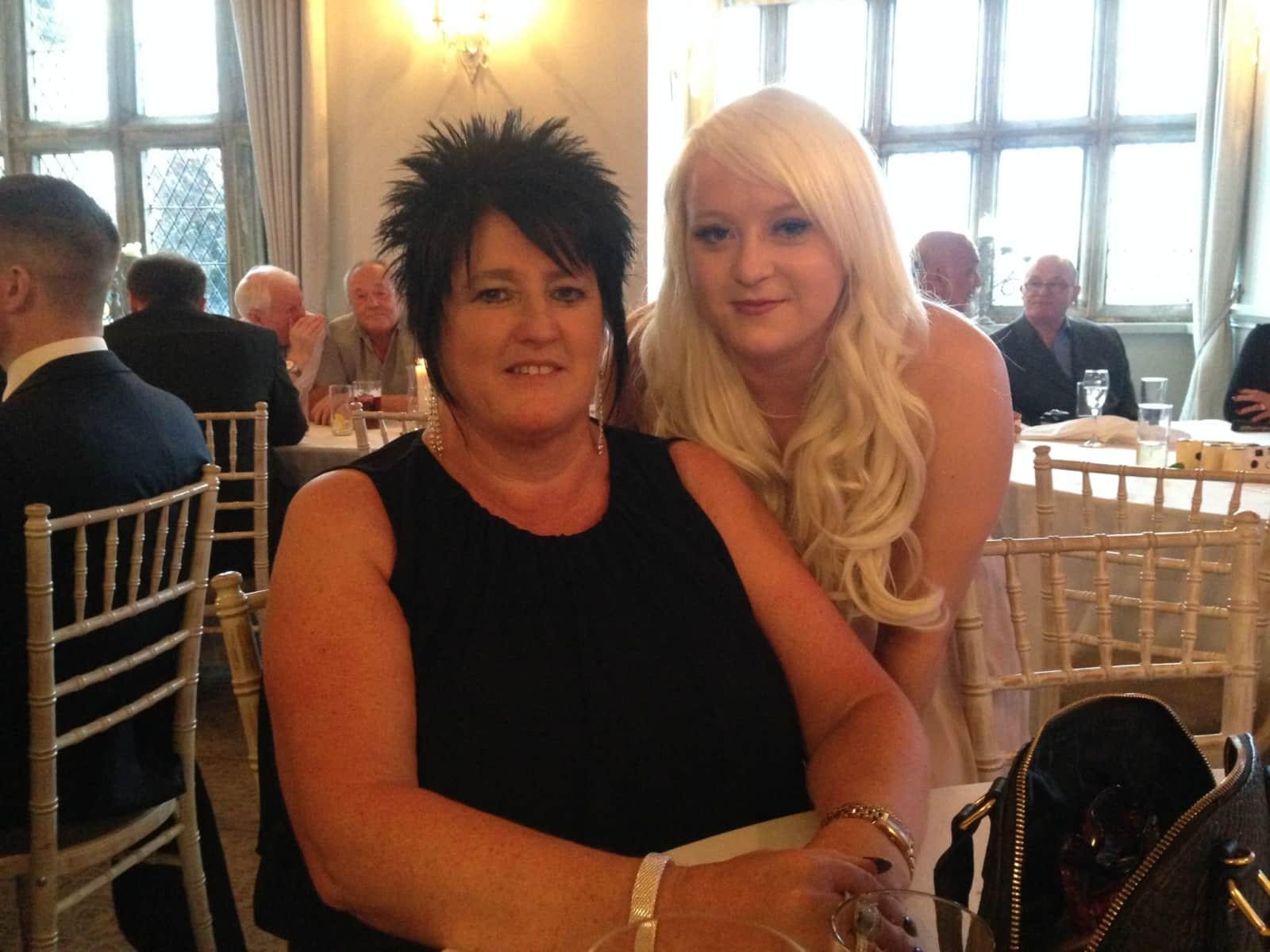 Deb from Cannock, United Kingdom