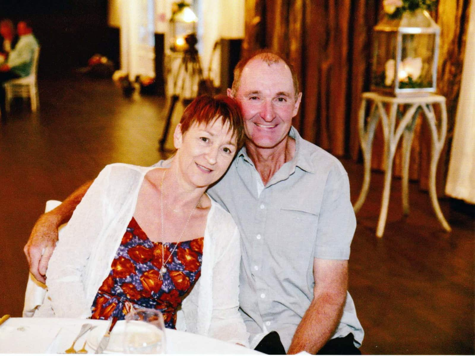 Susan & Matthew from Waimauku, New Zealand