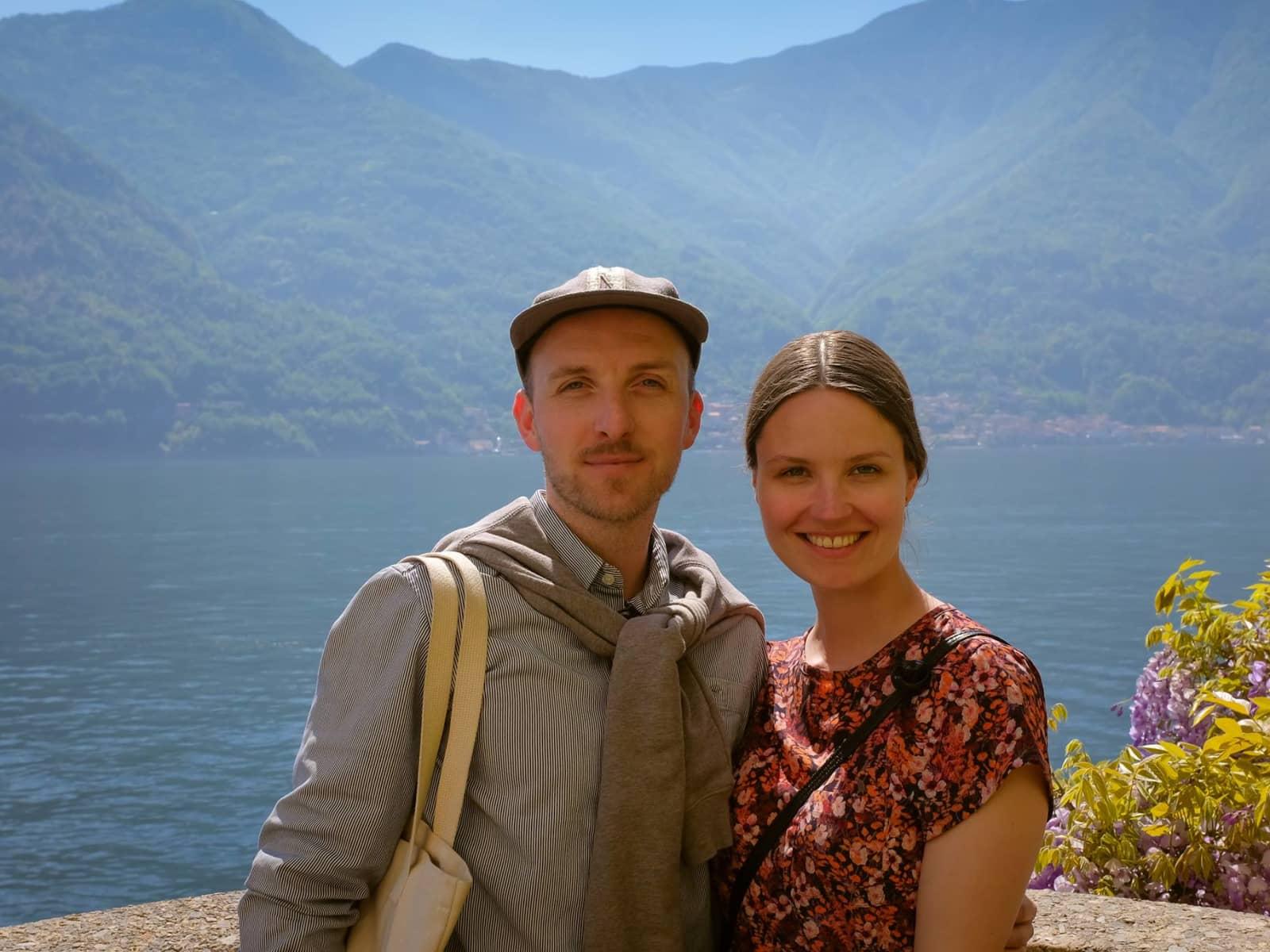 Sofie & Morten from Copenhagen, Denmark