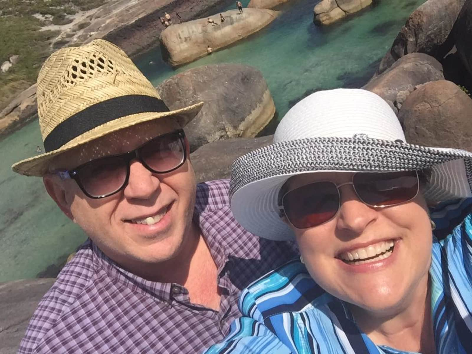 Joyce & Craig from Mandurah, Western Australia, Australia