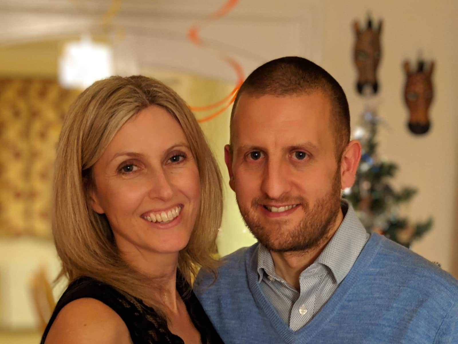 Jonathan & Donna from Bristol, United Kingdom