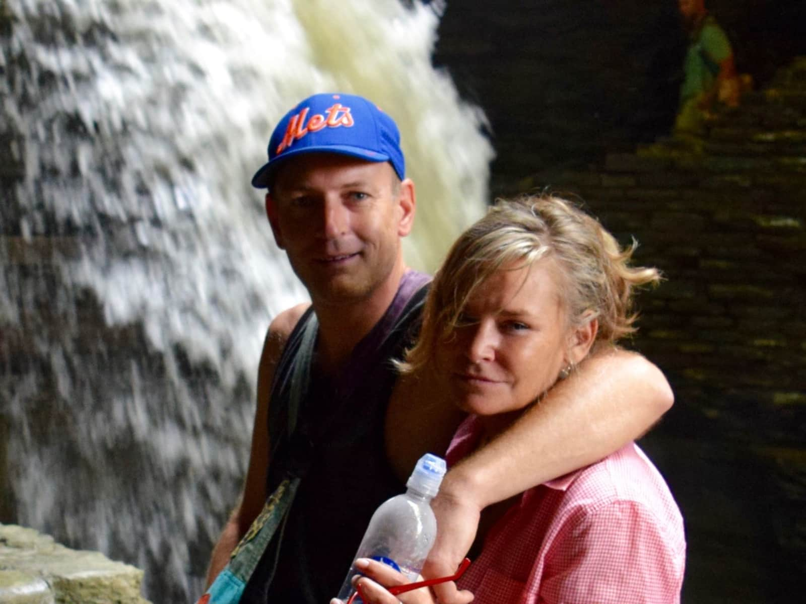 Julian & Natalie from Blackheath, New South Wales, Australia