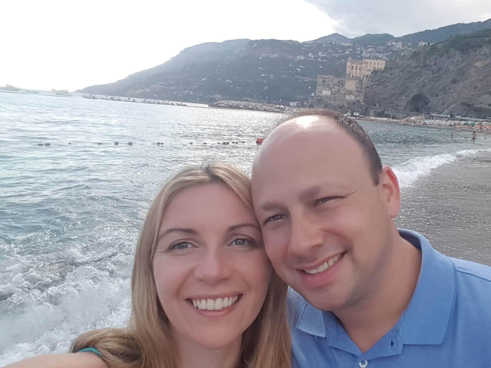 Ania & Robert from Berlin, Germany