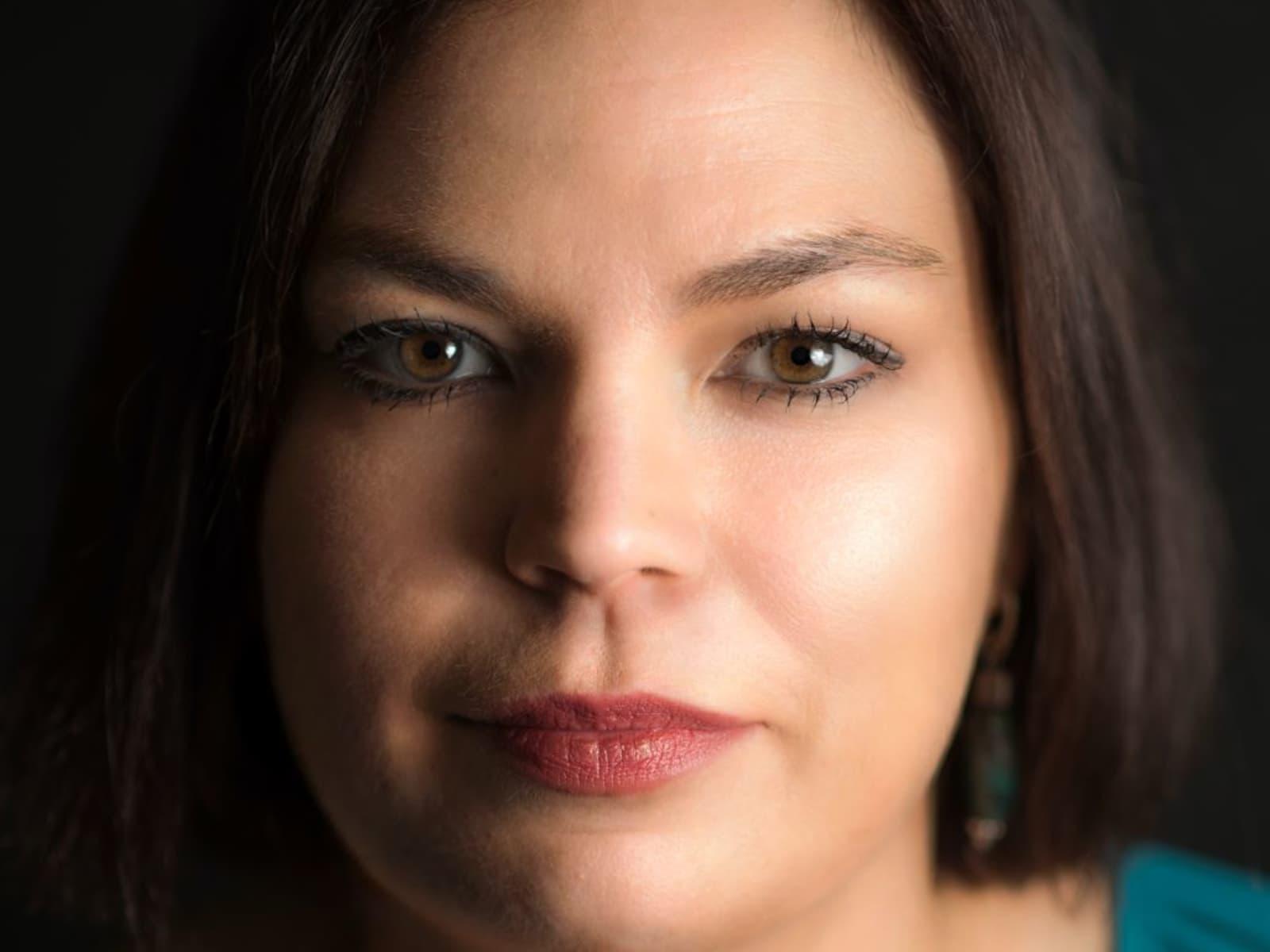 Julia from Rabat, Malta