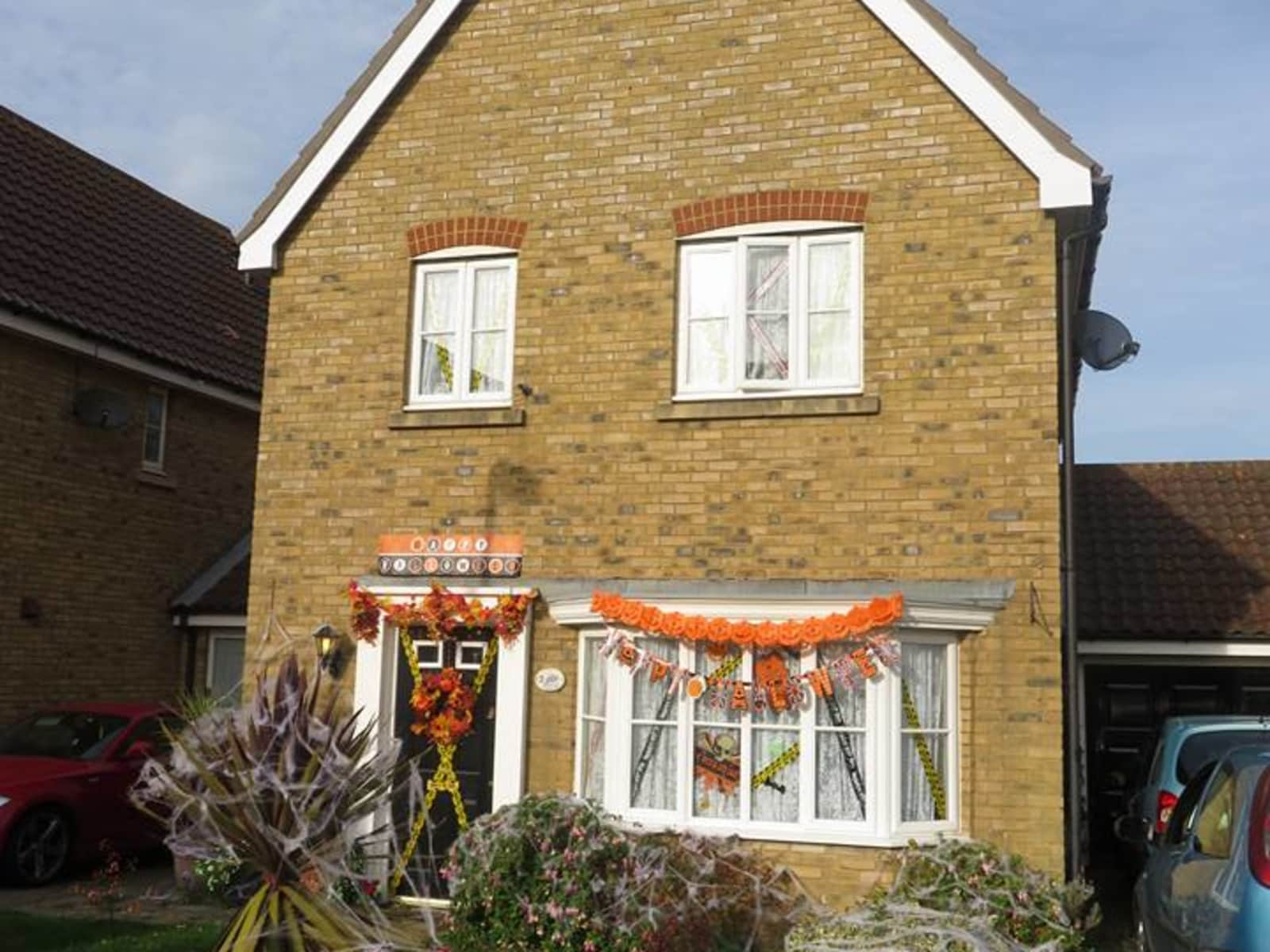 Housesitting assignment in Beltinge, United Kingdom