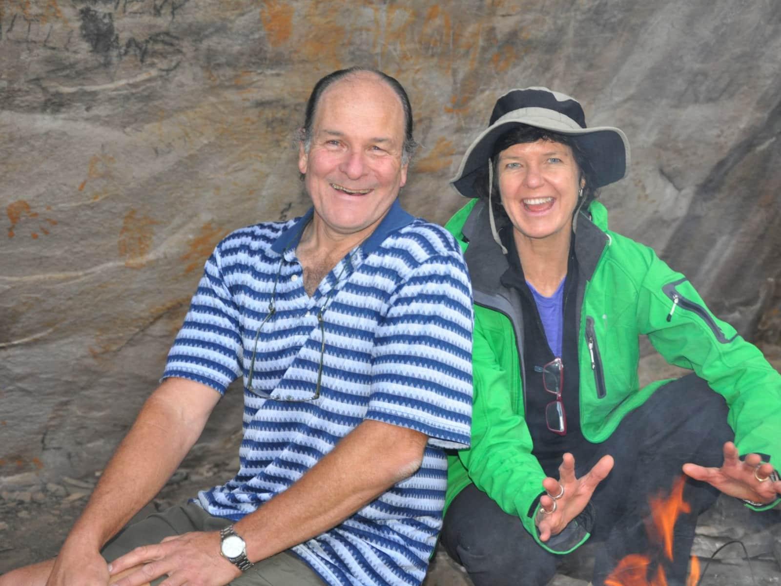 Lizzie & Toby from Perth, Western Australia, Australia