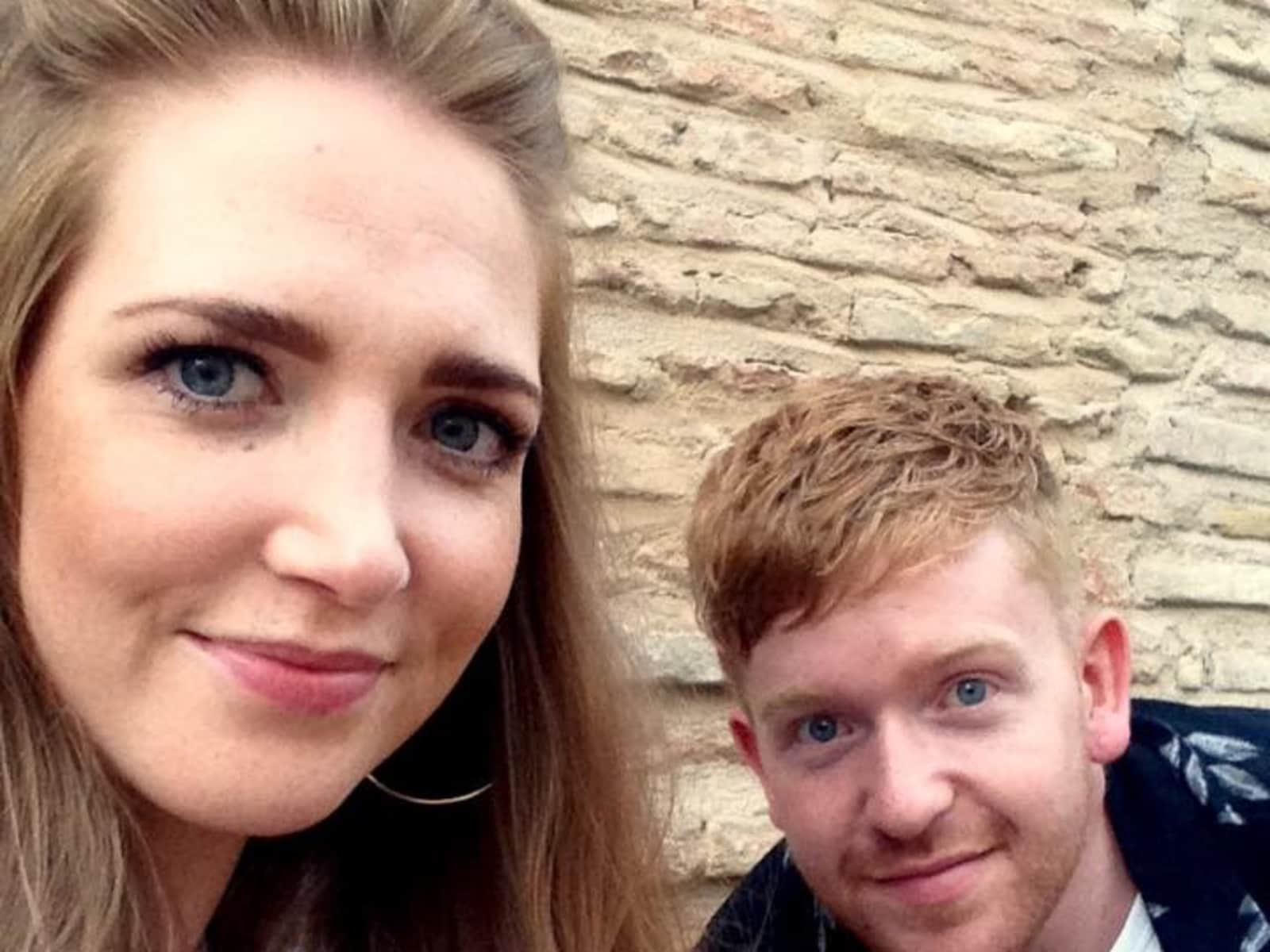Leah & Christian from Lincoln, United Kingdom
