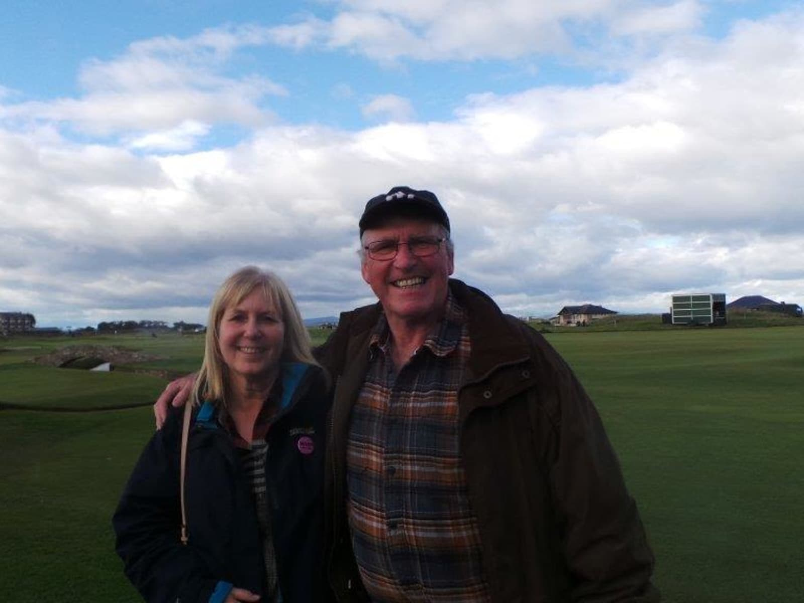 Maureen & Dave from Dunfermline, United Kingdom