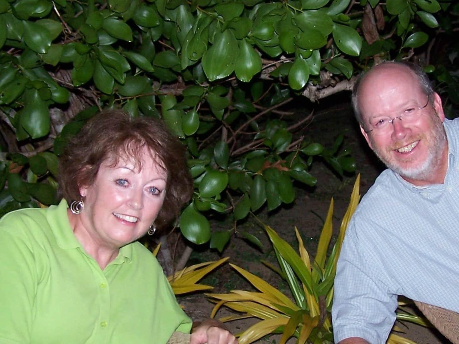 Sean & Roberta from Calgary, Alberta, Canada
