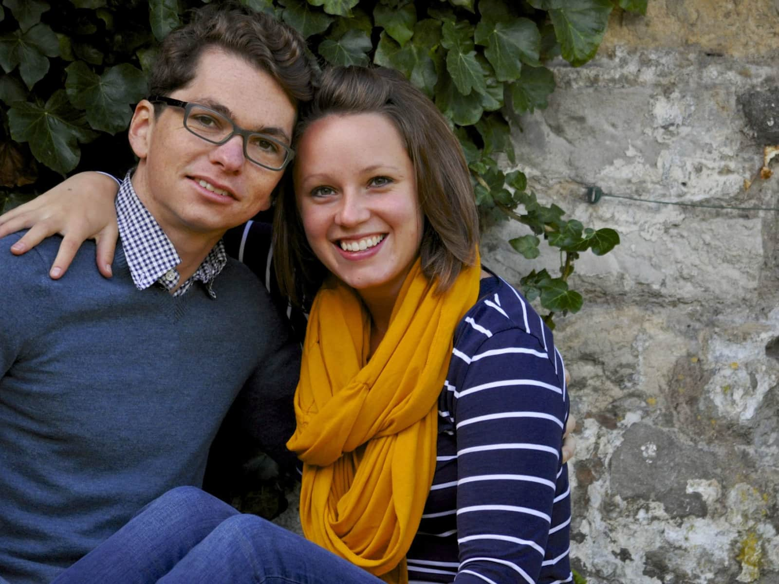Oyvind & Rachel from Bath, United Kingdom