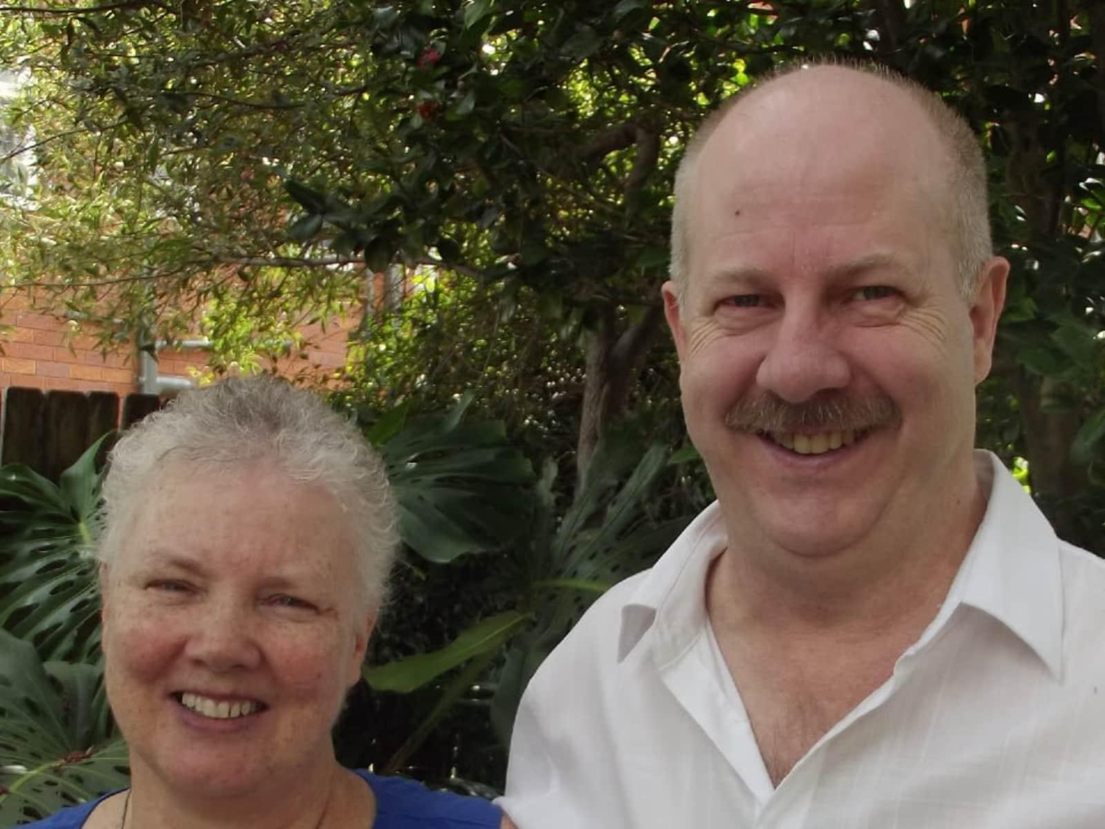 Gary & joanne & Joanne from Sydney, New South Wales, Australia