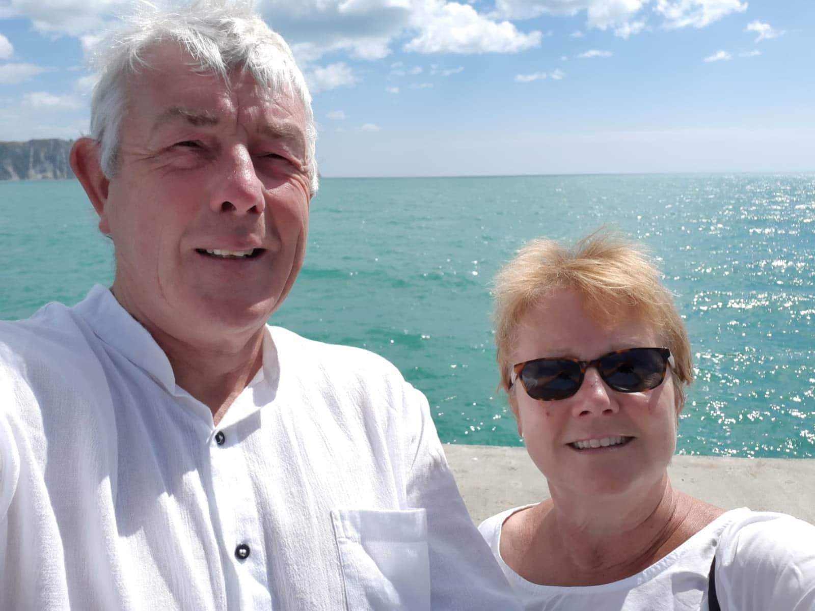 Mark & Christine from Orford, United Kingdom