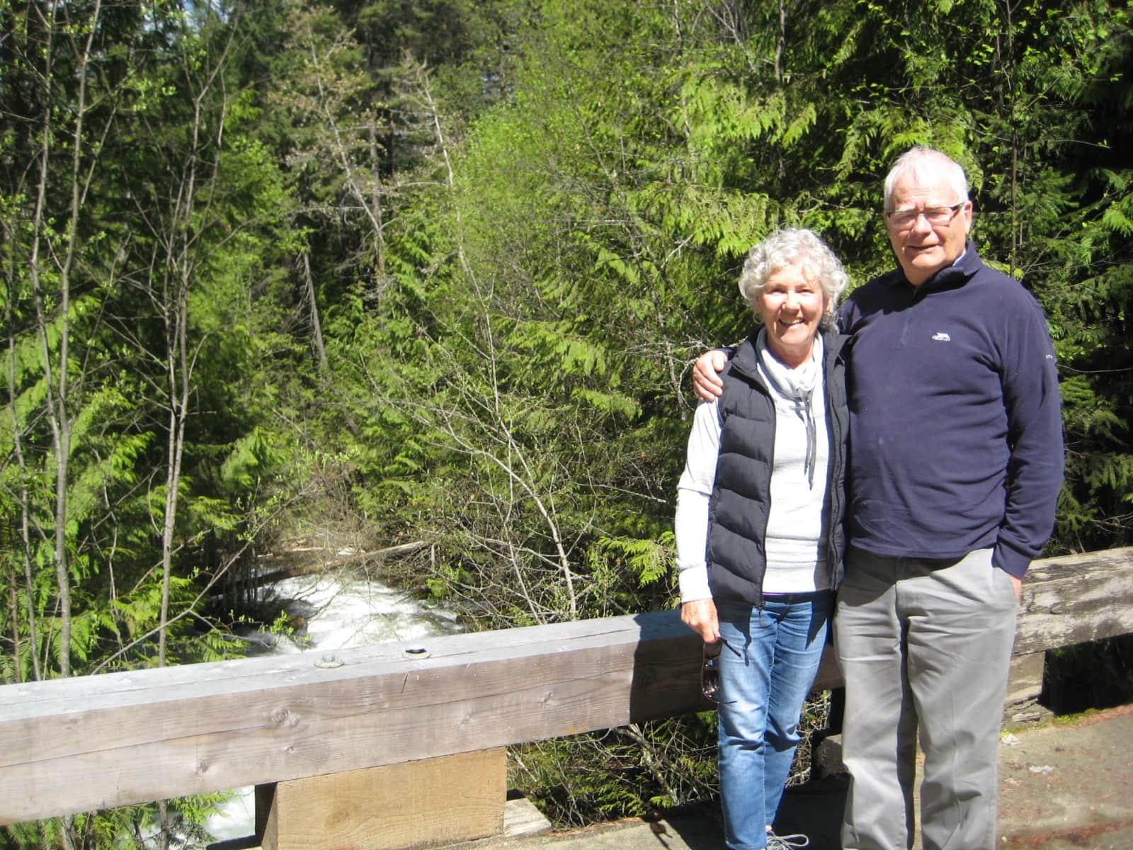 Su & Richard from Vernon, British Columbia, Canada