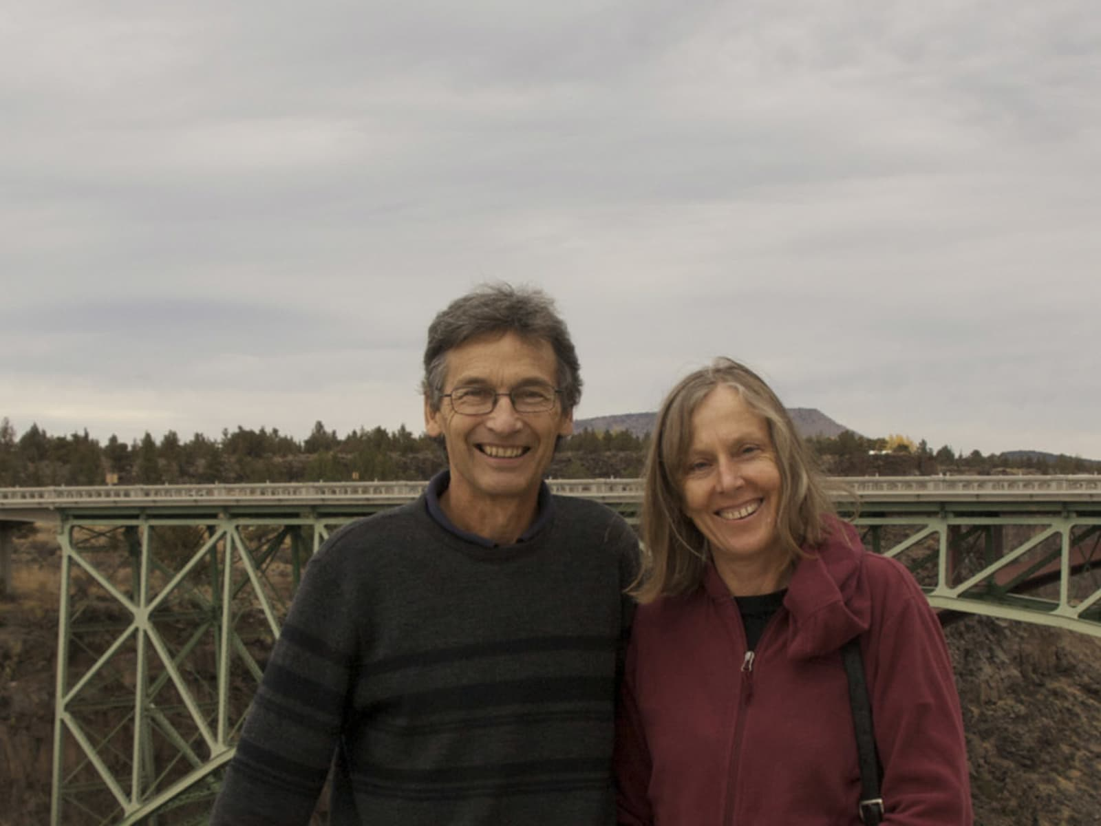 Ian & Nicola from Wellington, New Zealand