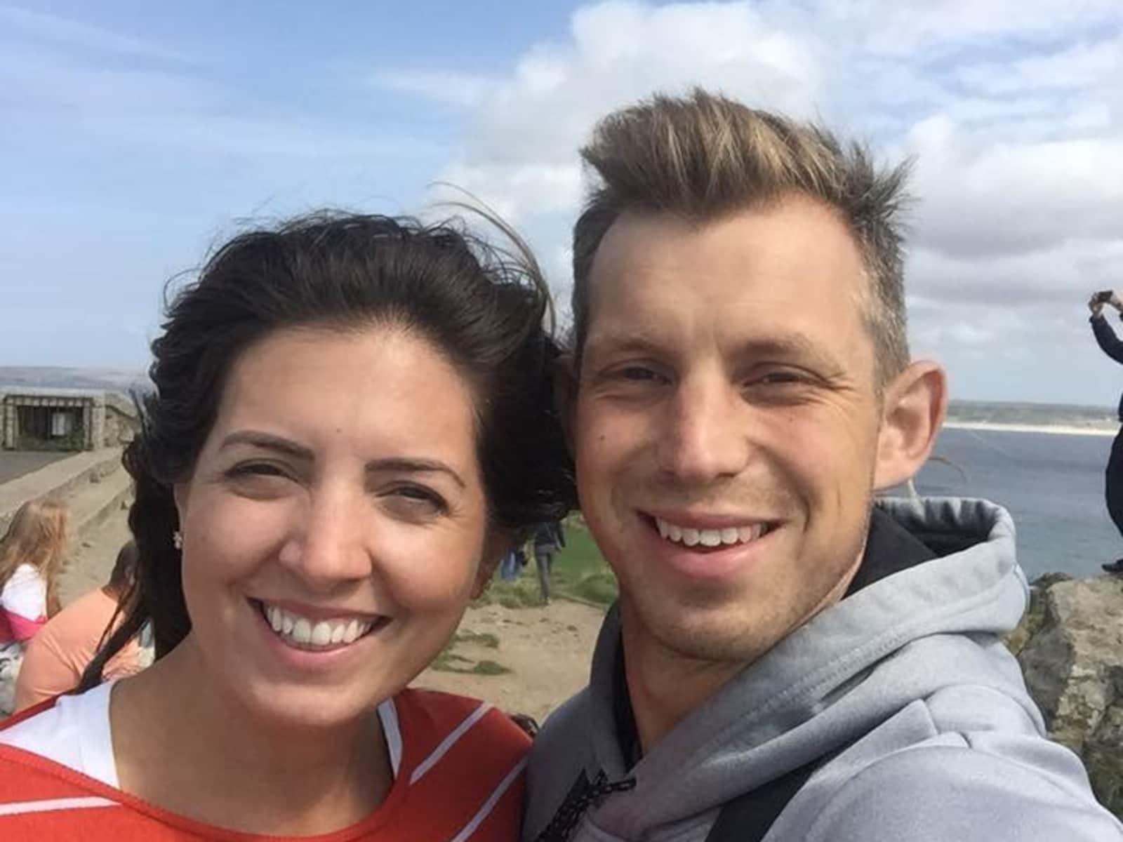 Lucy & Owen from Derby, United Kingdom