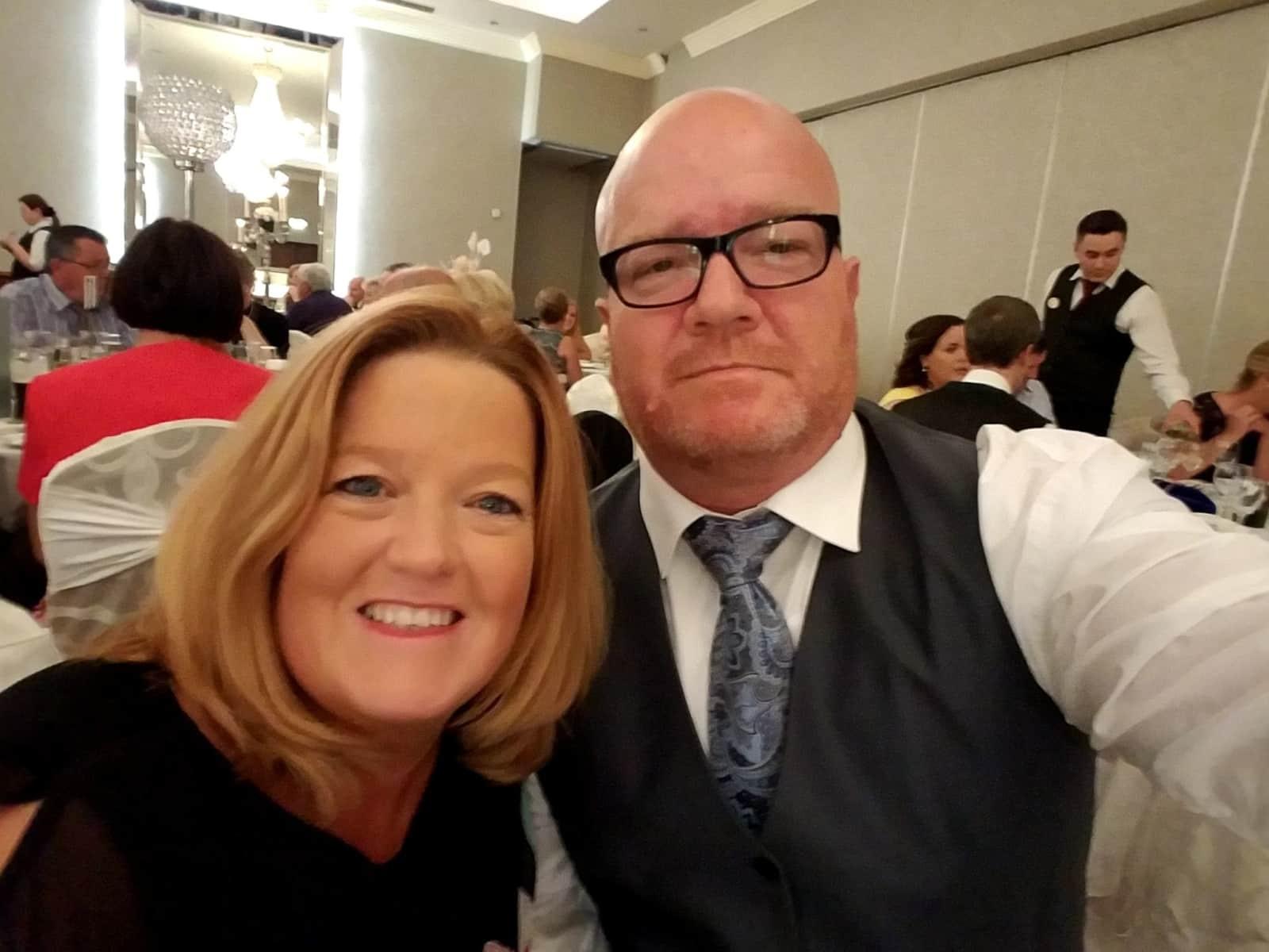 Erin & Scott from Athenry, Ireland