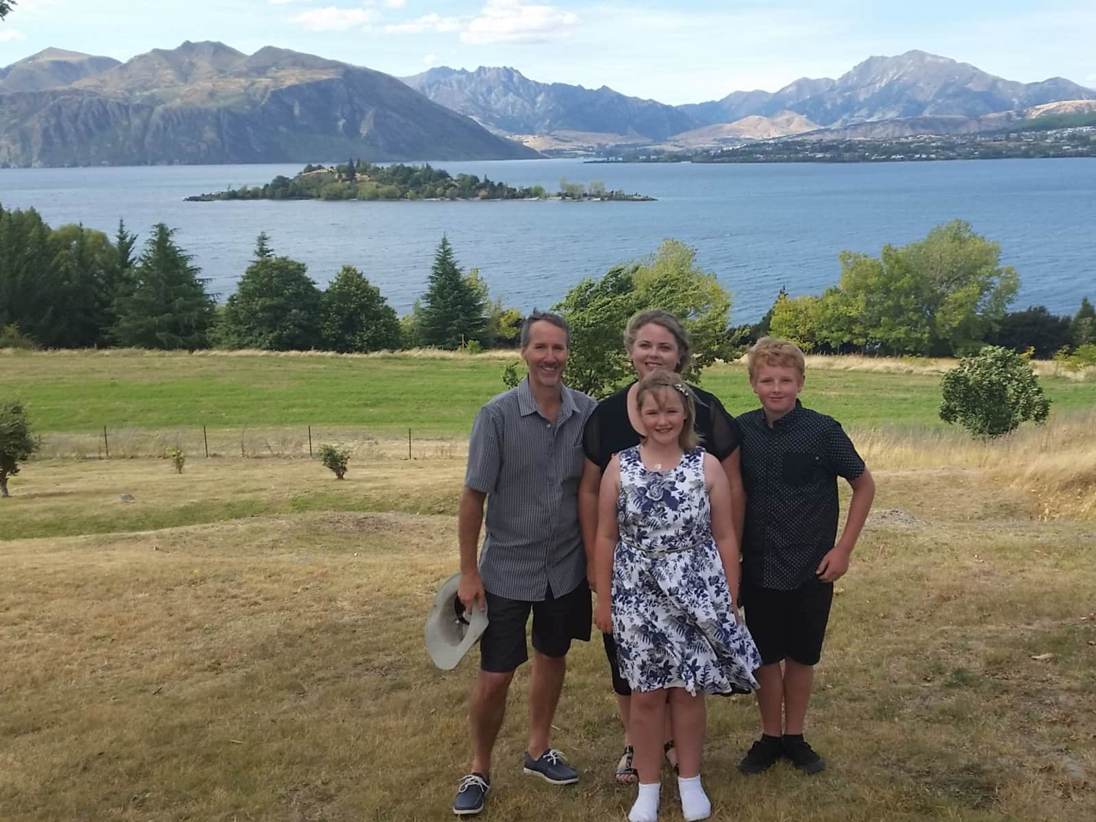 Leanne & Derek from Hamilton, New Zealand