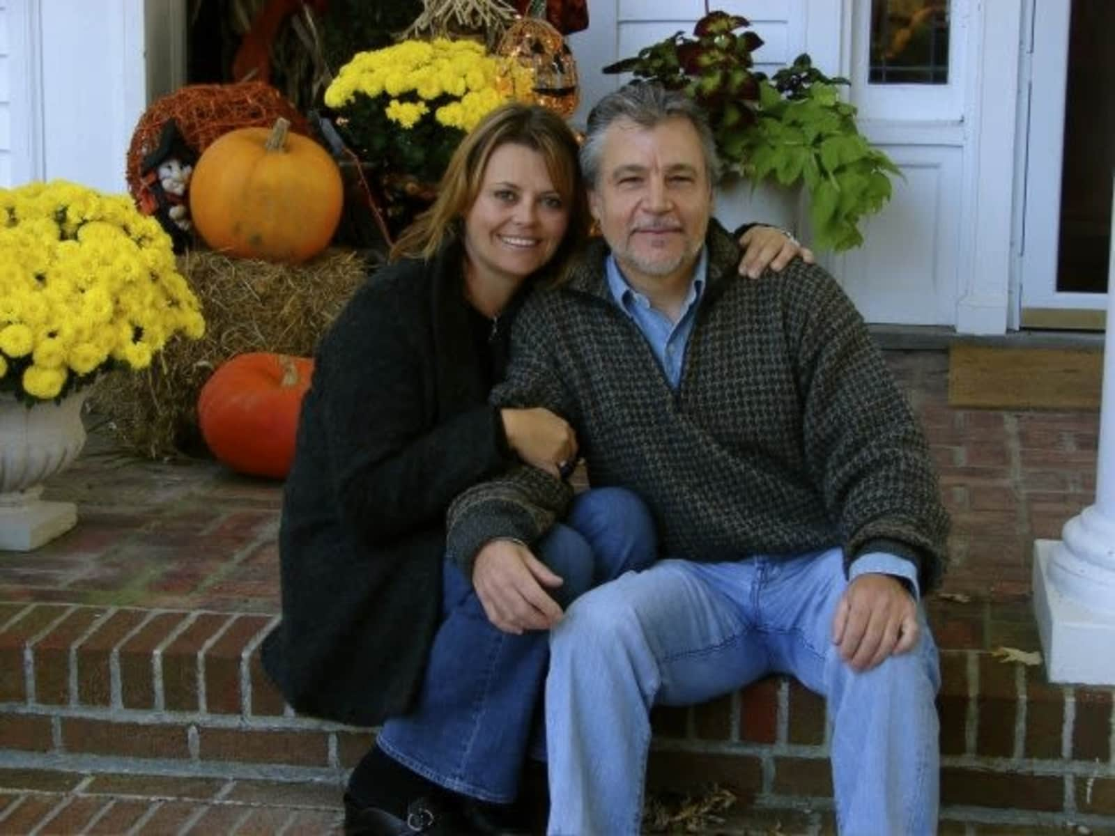 Kathy & Robert from Paramus, New Jersey, United States