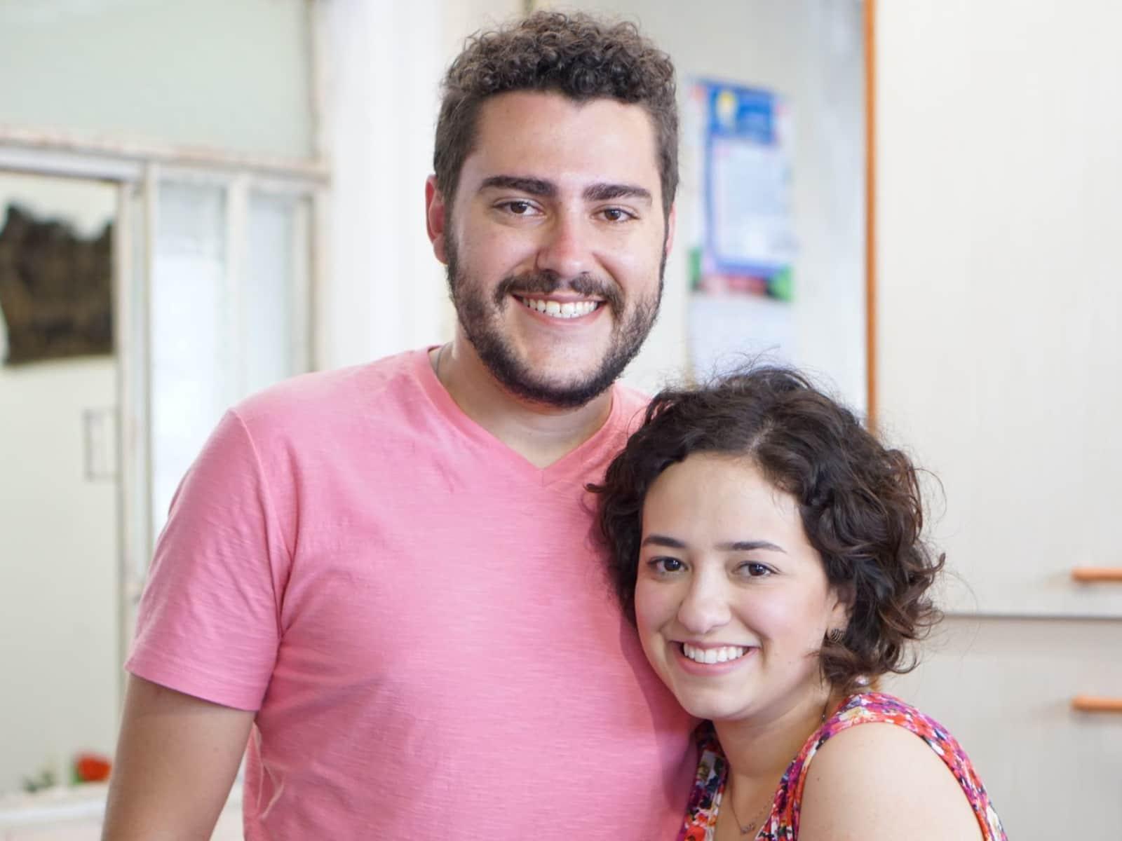 Juliana & Leonardo augusto from São Paulo, Brazil