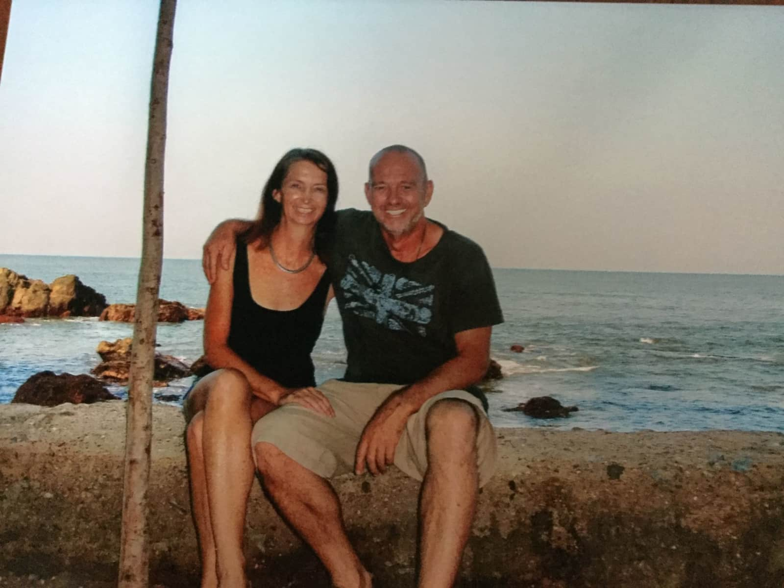 Anne & David from Perth, Western Australia, Australia