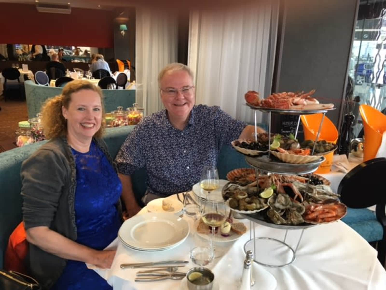 Stephen & Marianna from Milton Keynes, United Kingdom